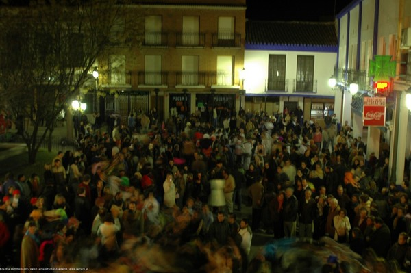 Foto Sábado de los Ansiosos 2007, lleno total.