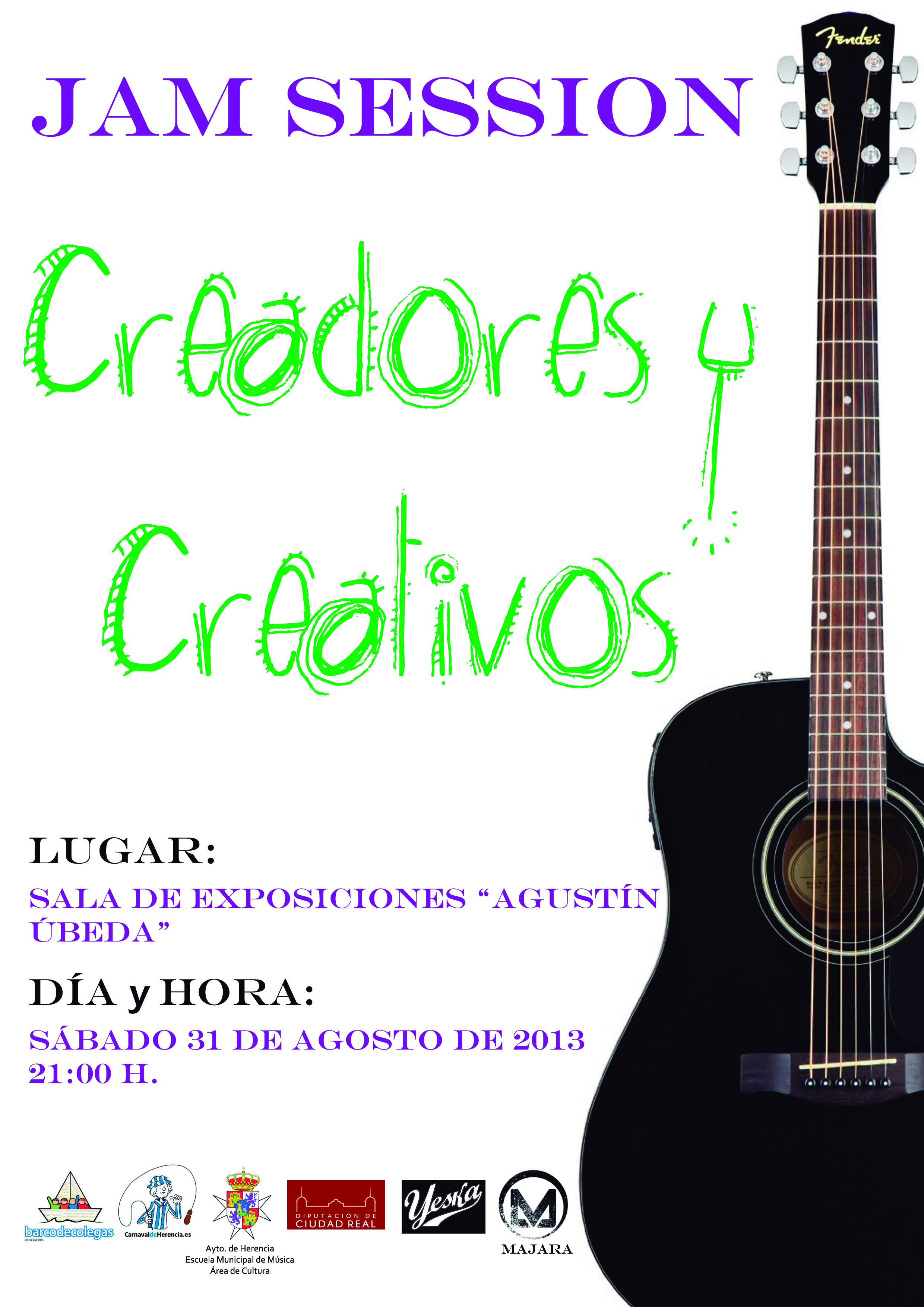 Jam Session Creadores y Creativos